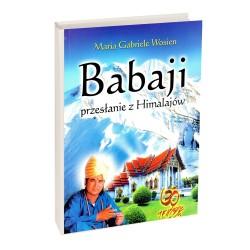 Babaji przesłanie z himalajów - Maria Gabriele Wosien
