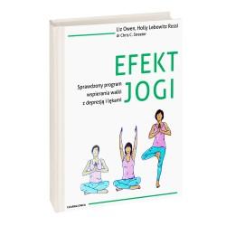 Efekt jogi - Sprawdzony program wspierania walki z depresją i lękami