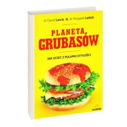 Planeta grubasów -  dr David Lewis & dr Margaret Leitch