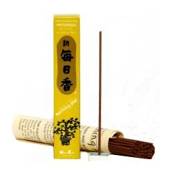 kadzidełka japońskie - naturalny zapach paczuli