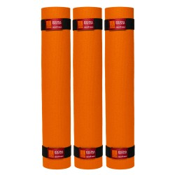 Trójpak mat surja 4,5 mm pomarańczowych