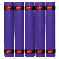 Pięciopak Mat Surja 3 mm fioletowych