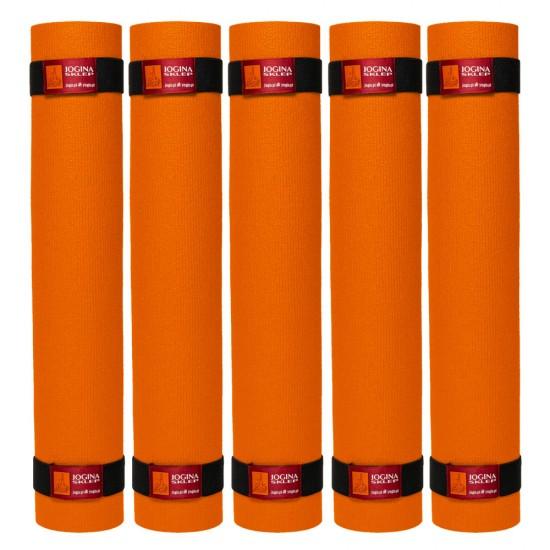 Pięciopak Mat Surja 3 mm pomarańczowych