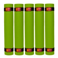 Pięciopak Mat Surja 3 mm zielonych
