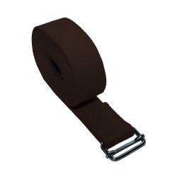 Brązowy 4 cm Pasek od Ręki 10 OK pasek do jogi