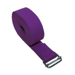 Fioletowy 4 cm Pasek od Ręki 10 OK pasek do jogi