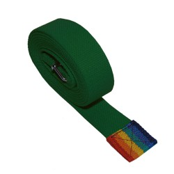 Zielony 3 cm Pasek od Ręki 10 OK pasek do jogi