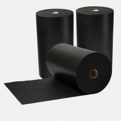 3 Rolki Surja extra 4,5 mm czarna