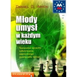 Młody umysł w każdym wieku- Daniel Amen