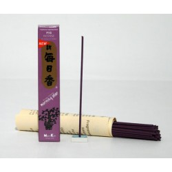 kadzidełka japońskie - uwodzicielski zapach figi