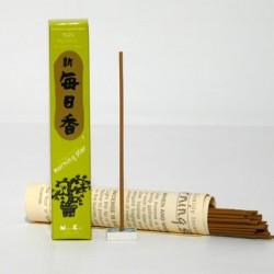 kadzidełka japońskie - cytrusowy zapach kwiatu yuzu