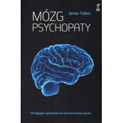 MÓZG PSYCHOPATY - James Fallon