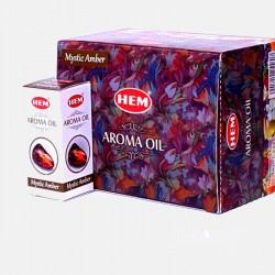 Hem Magia bursztynu  olejek zapachowy 10 ml