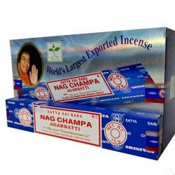 Kadzidła Nag Champa 15 grams