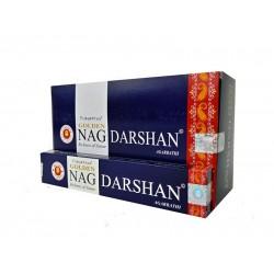 Kadzidło szczęścia - Golden Nag Darshan 15g