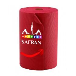 Mata Safran bordo w rolce