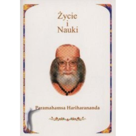 Życie i nauki - Paramahamsa Hariharananda